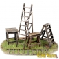 Preview: ladders and trestles